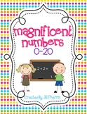 Magnificent Numbers 0-20