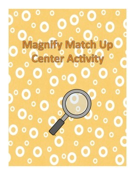 Magnify Center Cards