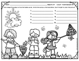 Magnify It! FREEBIE ~  Hidden Word Search ~ Long O - Vowel Digraph OA