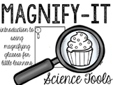 Magnify-It! Learning To Use Magnifying Glasses For Little Learners
