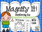 Magnify It - Reinforcing the Reading Horizons MCW Lists