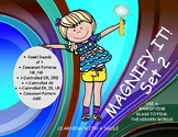 Magnify It!  Set 2 ~ Use a Magnifying Glass to Find the Hidden Words