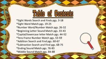 Magnify That! Math and Literacy Magnifying Centers