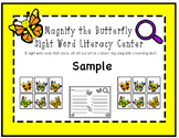 Magnify the Butterfly - Sample