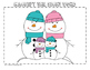Magnify the Sight Word - Winter Edition