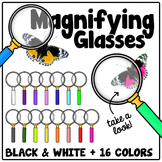 Magnifying Glass Clip Art