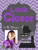 Magnifying Glass & Microscope Informational Text & Lab Pro
