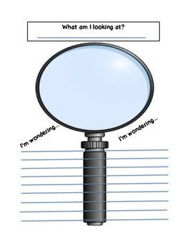 Magnifying Glass for Teaching Questioning