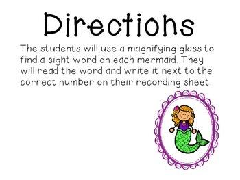 Magnifying Mermaids