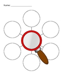 Magnifying Small Moments Graphic Organizer Lucy Caulkins N