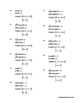 Magnitude and Direction of Vectors