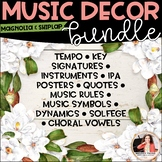 Magnolia & Shiplap Music Decor BUNDLE! {Symbols, Instrumen
