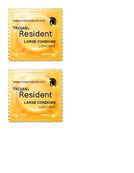 Magnum Condom Student Tags