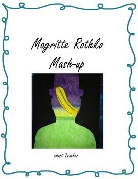 Magritte/Rothko Mash-up