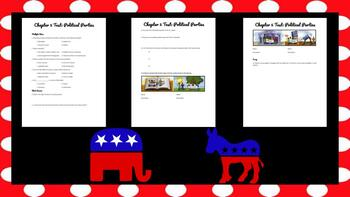 magruder s american government chapter test political parties
