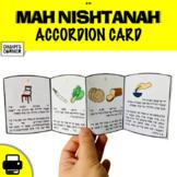 Mah Nishtanah Accordion Card!