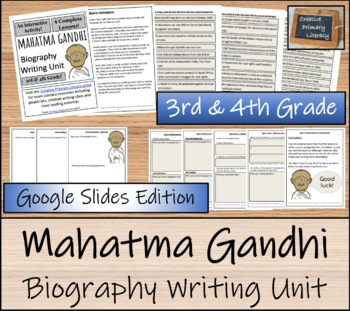 Biography writing services types