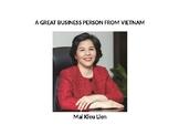 Mai Kieu Lien - Vinamilk Vietnam