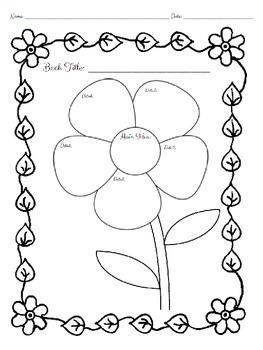 Maid Idea Organizer - Flower