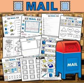 Mail Activity Set