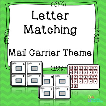 Mail Carrier Letter Matching