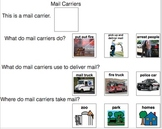 Mail Carrier Questions