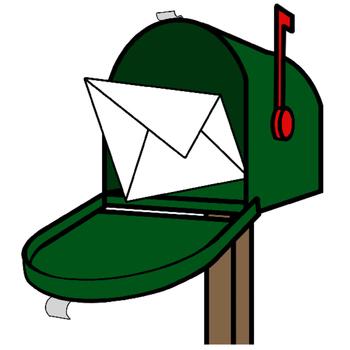 Mail Clip Art