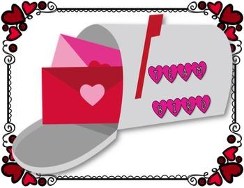 Mail Me a Valentine Rhythm Game: Ti-Tika