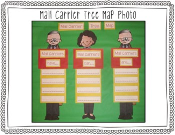 Mail, Post Offices, and Mail Carriers Math and Literacy Unit by Kim Adsit