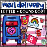Mail Sound & Letter Sort (Valentine's Day)