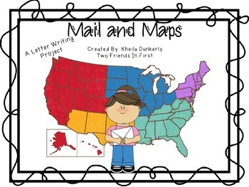 Mail and Maps