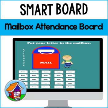 Mailbox Attendance Board