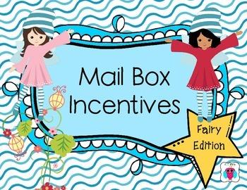 Mailbox Behavior Incentives- Fairy Theme