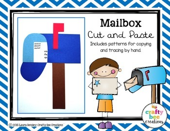 Mailbox Cut and Paste