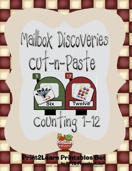 Mailbox Discoveries Cut-n-Paste