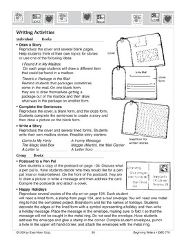 Mailbox (Make Books with Children)