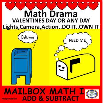Mailbox Math I Addition/Subtraction- Math Drama