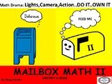 Mailbox Math II Multiplication/Division-Math Drama