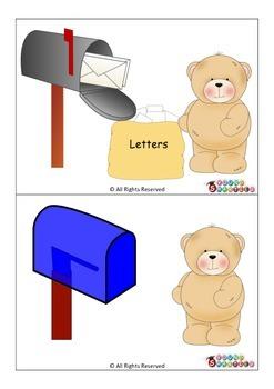 Mailbox matching fun