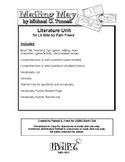 Mailing May Literature Unit or Book Club Selection