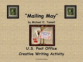 """Mailing May"" by Michael O. Tunnell Creative U.S. Post Off"