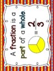 Fractions Stations and Printables