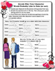Main Character Speed Dating