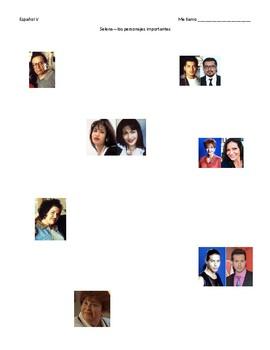 Main Characters of Selena