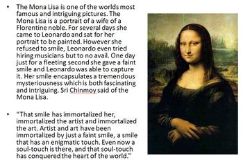 Main Figures of the Renaissance