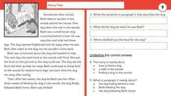 Google Classroom™ Activities: Main Idea