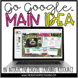 Main Idea: A Digital Reading Resource for the Google Classroom