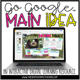 Main Idea & Supporting Details - A Digital Resource for Google