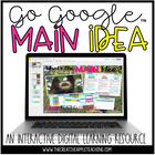 Main Idea: A Digital Reading Resource for the Google Classroom
