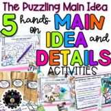 Main Idea & Details Activities